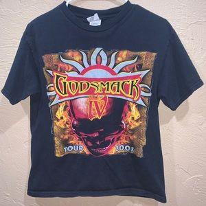 Godsmack IV 2007 Tour Concert Tee